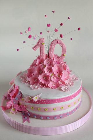 Фото самых лучших тортов на день рождение девочки